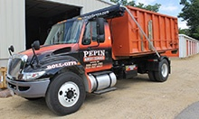 Dumpster Rentals In Leicester Ma Pepin Waste Service