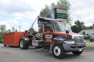 Pepin Waste Services truck